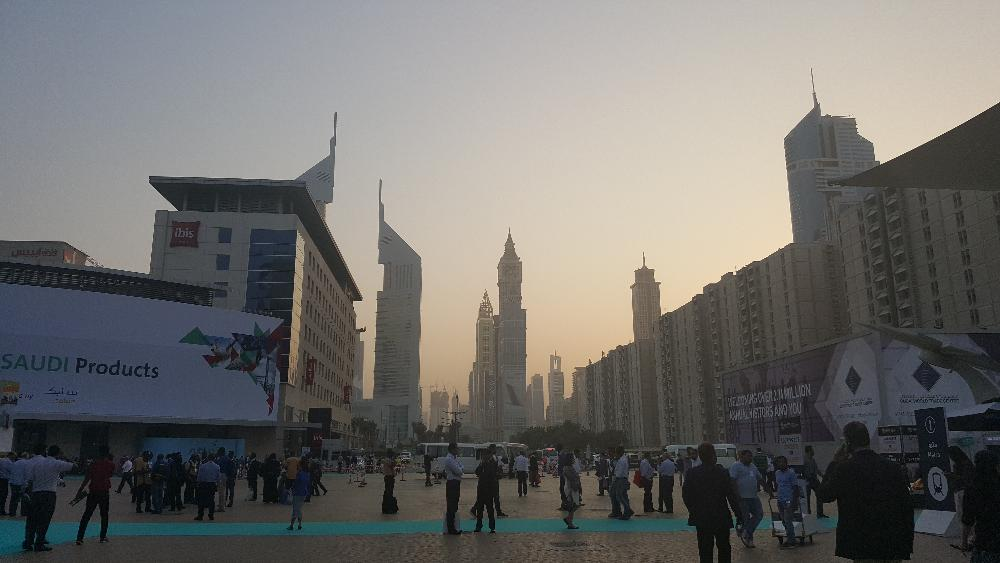 The Big5 event in Dubai is the largest construction event in the region