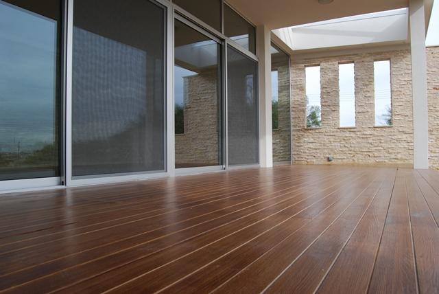 Shera Floor Plank Exterior Decking